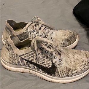 Nike running shoes - worn
